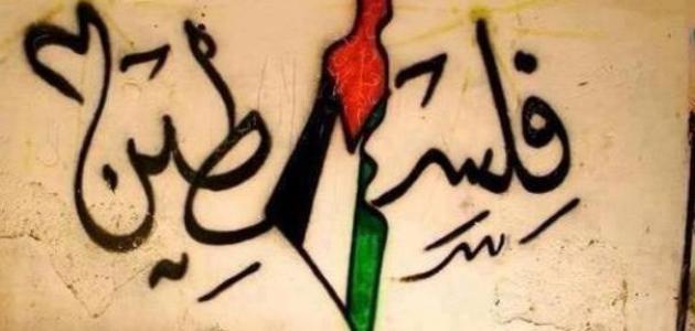 صورة اجمل كلام عن فلسطين , ارض الشرف
