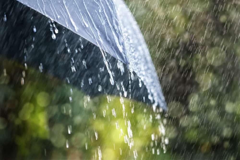 صورة حلم نزول المطر , الخير قادم لك