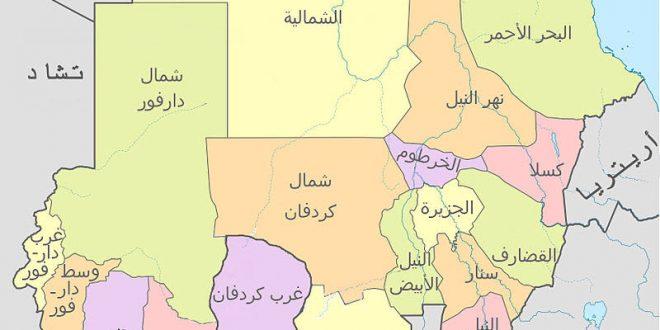 صورة اكبر دولة عربية , معلومات عامة عن الدول