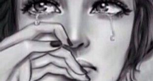 رمزيات صور حزينه , اختر خلفيات تعبر عن حزنك