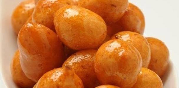 صورة حلويات سهلة وسريعة بدون حليب , طريقة عمل الزلابيا بطعمها الرائع