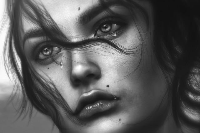صورة صور وجوه بنات حزينه , صور بنات حزينه ومؤثره جدا