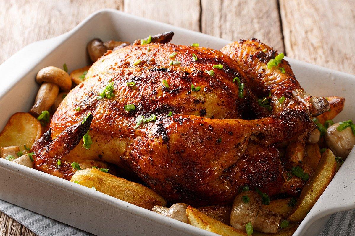 صورة تفسير حلم اكل الدجاج المشوي , الفراخ بالحلم شر وخير اعرف التفسير