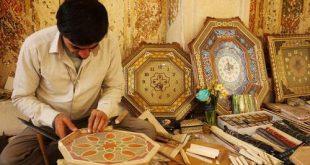 صورة اعمال يدوية ايرانية , اتعلمي المشغولات اليدوية