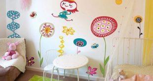 صورة الوان غرف اطفال 2020 , استايلات اوض اطفال