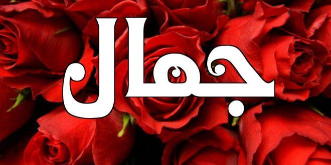 صورة صور مكتوب عليها جمال , صور باسم جمال