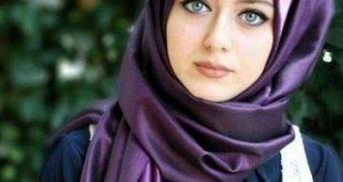 صورة احدث الموضة للمحجبات , لفه الحجاب اللي بهرت كل البنات