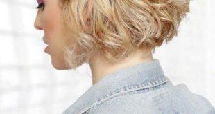 صورة تسريحات شعر قصير , شكل شعرك باستايل جديد