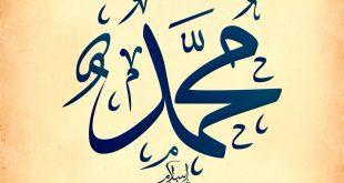 صورة خلفية اسم محمد , ايه ده اجمل اسم اولادى