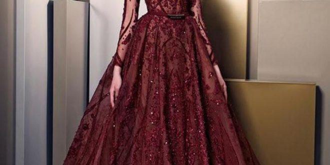 صورة فساتين موديل جديد , الفستان اللي جنن البنات