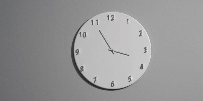 صورة صورة ساعة حائط , اغرب ساعه ممكن تشوفها