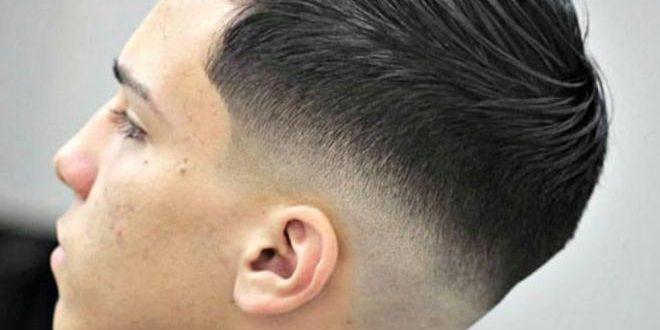 صورة اجمل قصات الشعر رجالي , هو ده النيو لوك الواااو