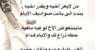 صورة شعر قصير عن الاخوه , قدم حبك لاخوك عن طريق بيت من الشعر