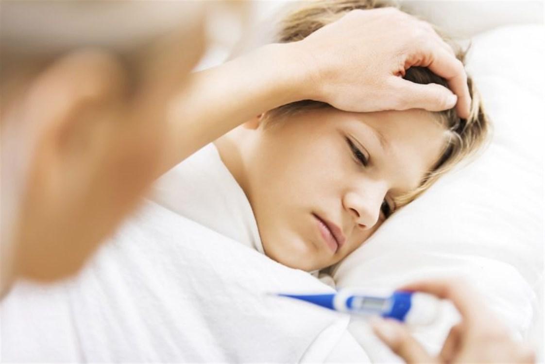 صورة اسباب سخونة الاطفال , احمي طفلك من الاضرار الحادة للسخونة