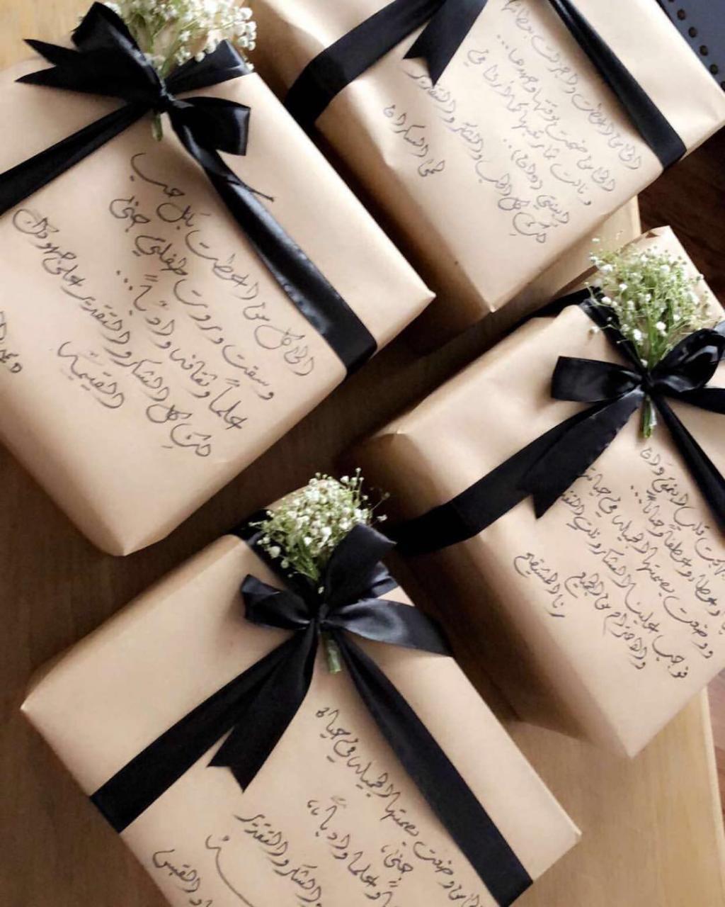صورة عبارة شكر على هدية , الهدية محبة وعطاء
