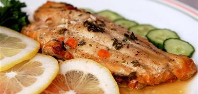 صورة طريقة عمل السمك الفيليه المشوي , وصفات و تكات السمك الفيليه المشوي