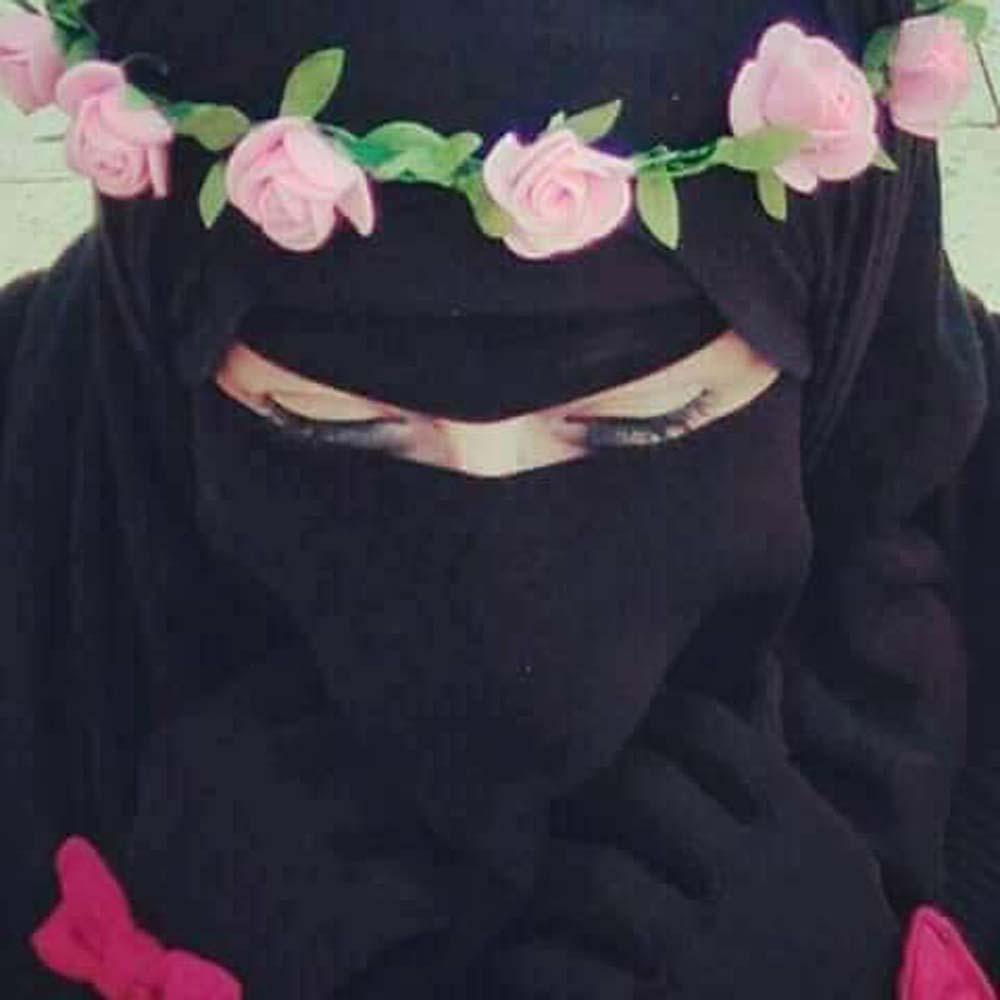 صورة اشكال النقاب الخليجى , نقاب جديد بشكل عصري