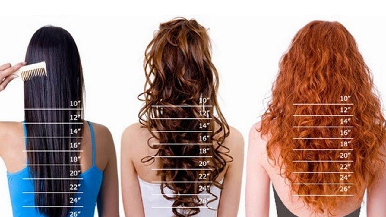 صورة زيادة طول الشعر , شعر طويل في وقت قصير