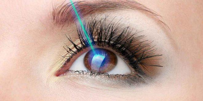 صورة علاج ظفر العين بالليزر ، أسباب وأعراض ظفر العين