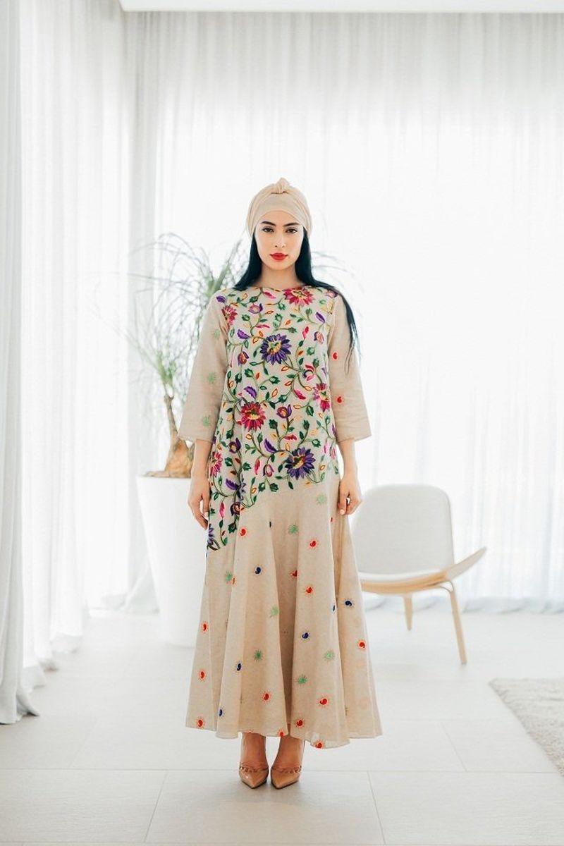 صورة ملابس نساء للعيد , مميزة وجميلة