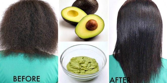 صورة فوائد زيت الافوكادو للشعر ، لعلاج شعرك في وقت قصير