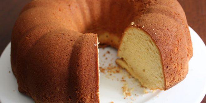صورة طريقة عمل حلويات بسيطة جدا ، عمل الكيك بثلاث خطوات فقط