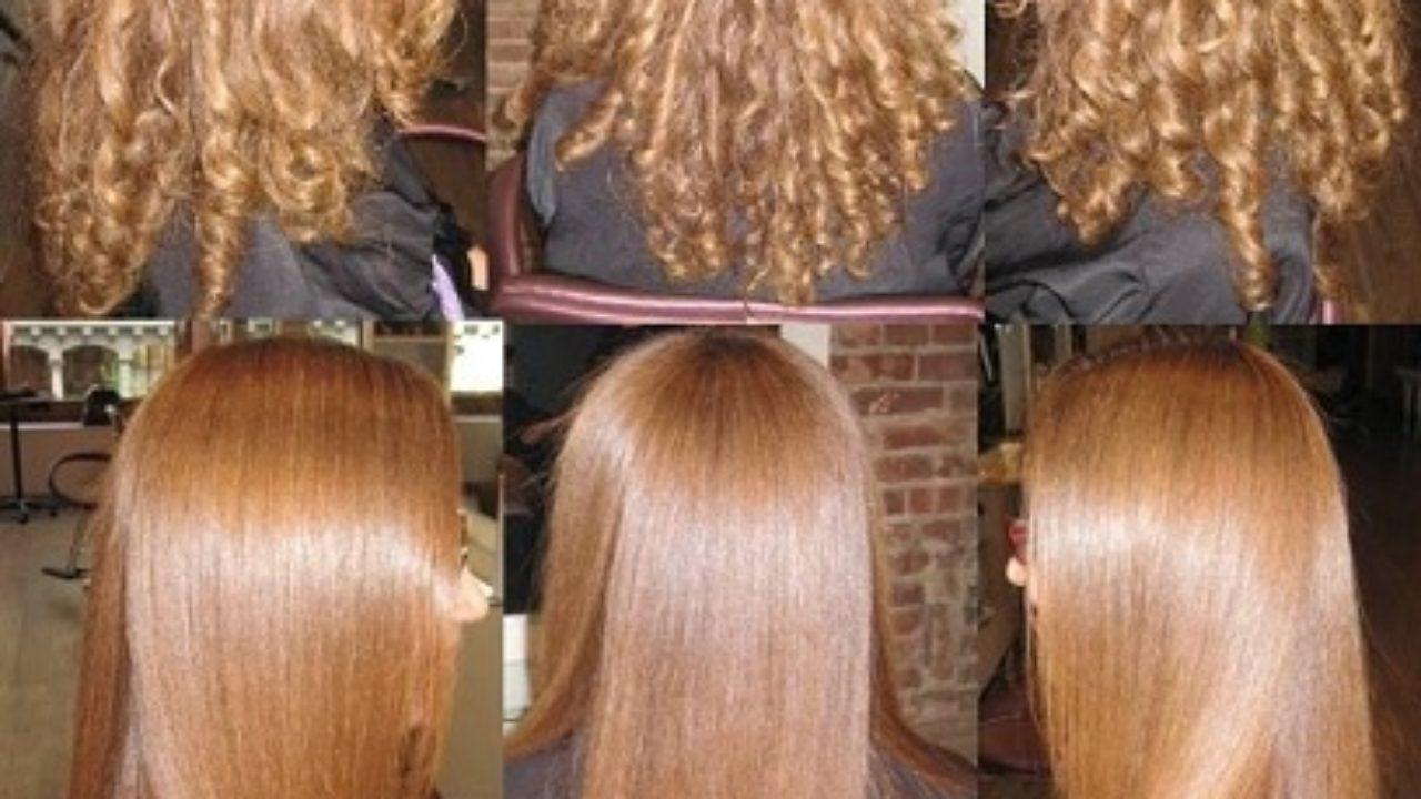 صورة عاوز حل لشعرك عندي وبس، علاج الشعر بالكيراتين